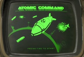Fall Out 4 - Fallout 4 Missile Command Atomic Command Fallout Pip-Boy PlayStation 4 PNG