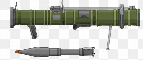 Rpg - Gun Weapon RPG-27 Rocket-propelled Grenade Role-playing Video Game PNG