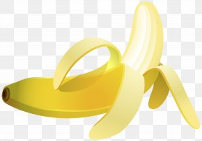Banana Clip Art - Banana Yellow Wallpaper PNG