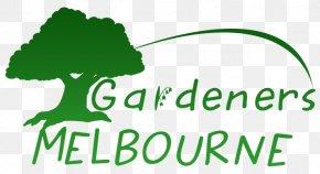 Gardening Service - Logo Leaf Human Behavior Brand Font PNG