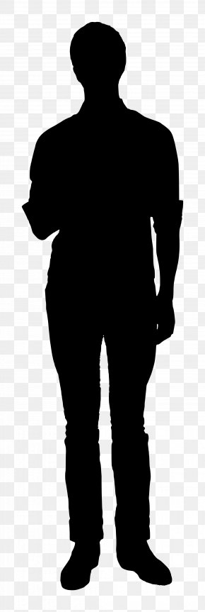 Silhouette - Silhouette Person Clip Art PNG