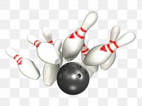 Bowling Transparent - Bowling Ball Spoon Bowling Pin Cutlery PNG