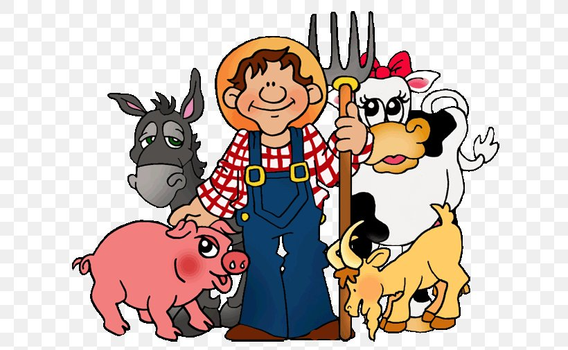 Look At! Farm Animals Livestock Clip Art, PNG, 648x505px, Look At Farm Animals, Art, Barn, Cartoon, Cattle Download Free