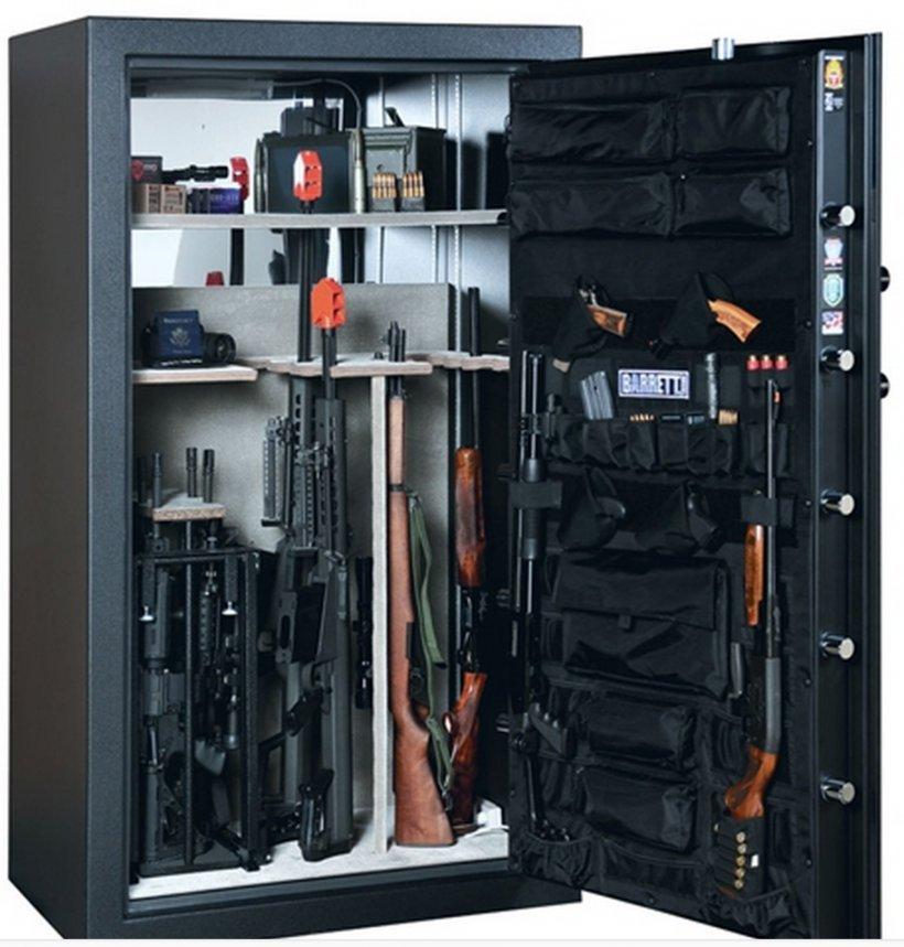 Gun Safe Barrett Firearms Manufacturing Electronic Lock, PNG, 912x956px, Gun Safe, Assault Rifle, Bank Vault, Barrett Firearms Manufacturing, Burglary Download Free