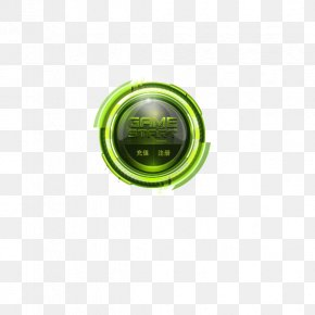 Green Button Game - Button Download Graphical User Interface Icon PNG