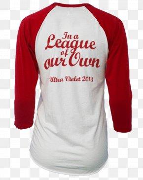 T-shirt - T-shirt Baseball Uniform Raglan Sleeve PNG