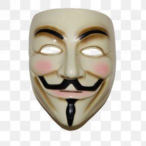 V For Vendetta - V For Vendetta Guy Fawkes Mask Anonymous PNG