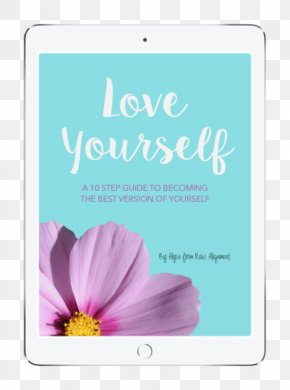 Love Yourself - E-book Coloring Book Love Yourself Raw PNG
