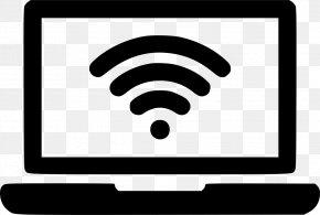 Laptop - Wi-Fi Computer Network Laptop Wireless Network PNG