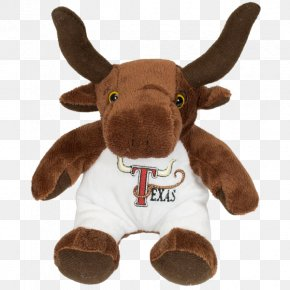 Longhorn - Cattle Stuffed Animals & Cuddly Toys Plush Goat Horn PNG