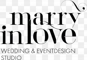 Design - MarryinLove Wedding & Eventdesign Logo Typeface Font PNG