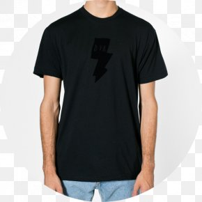 Solid T-shirt - T-shirt Top Sleeve Crew Neck PNG