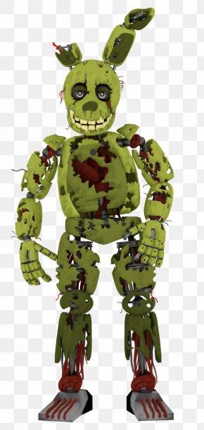 Five Nights At Freddy's Skeleton - Five Nights At Freddy's 3 DeviantArt Artist Community PNG