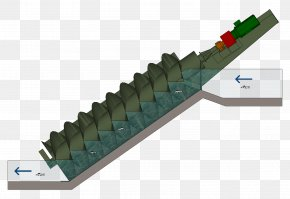 Screw - Archimedes' Screw Screw Turbine Water Turbine PNG
