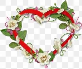 Flower - Flower Heart PNG