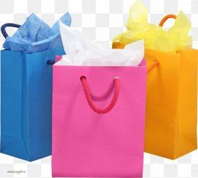 Women Bag - Plastic Bag Gift Box PNG