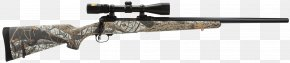 Savage Arms - Trigger Gun Barrel Firearm Bolt Action Savage Arms PNG