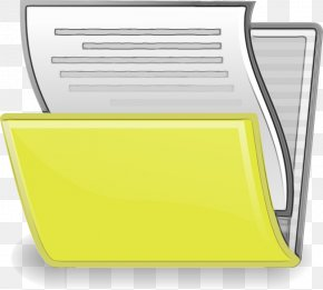 Serving Tray Paper - Yellow Paper Product Document Paper Serving Tray PNG
