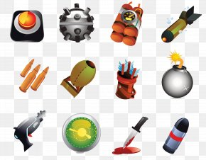 Dangerous Weapon Ammunition - Weapon Of Mass Destruction Torpedo Illustration PNG