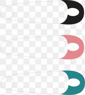 Creative Pin Pattern - Lapel Pin Safety Pin PNG