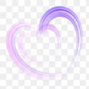 Heart-shaped - Light Heart Euclidean Vector Shape PNG