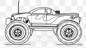 Military Dump Truck - Pickup Truck Colouring Pages Coloring Book Monster Truck Batman PNG