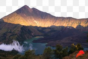 Agung Volcano - Mount Rinjani Mount Agung Volcano Island Bali PNG