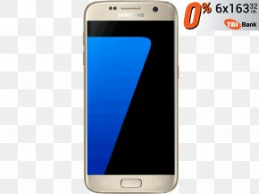 Smartphone - Samsung GALAXY S7 Edge Smartphone Feature Phone IPhone 7 PNG
