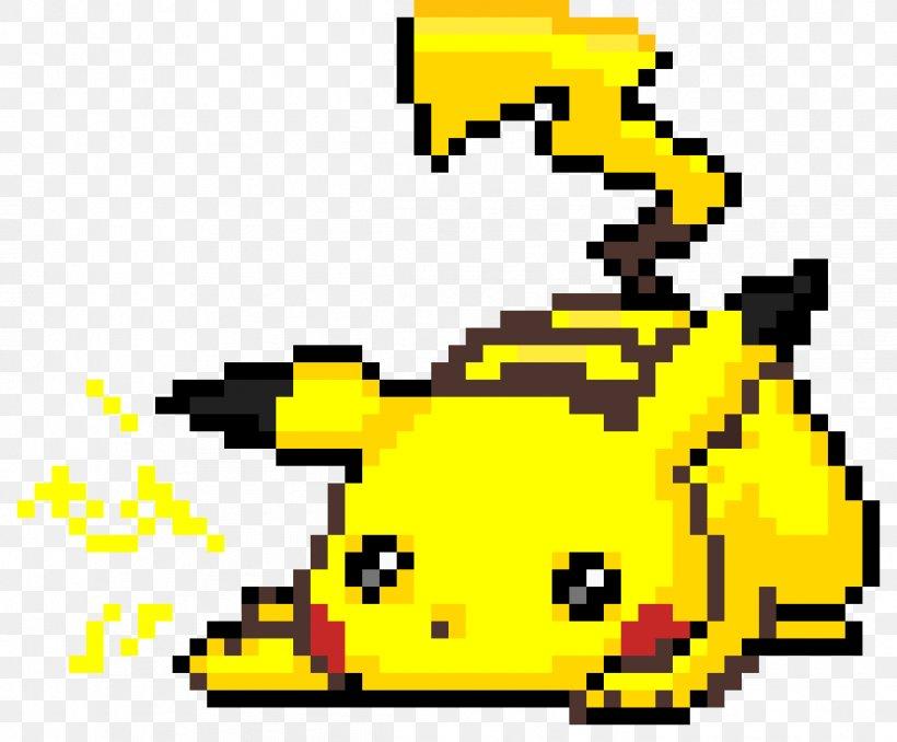 Pikachu Pixel Art Image Png 1196x989px 2018 Pikachu