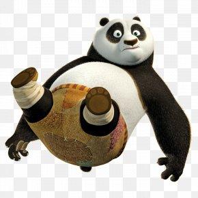 Panda - Po Master Shifu Giant Panda DreamWorks Animation PNG