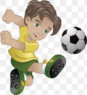 Football,Cartoon,Kick Boy,European Cup,Football - 2014 FIFA World Cup Brazil Football Soccer Kick PNG
