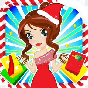Christmas - Christmas Character Fiction Clip Art PNG