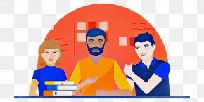 Team Conversation - People Cartoon Conversation Team PNG
