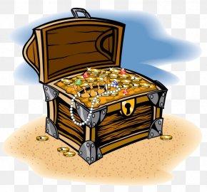 Map - Buried Treasure Piracy Clip Art PNG