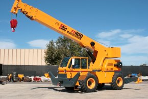 Crane - Mobile Crane Heavy Machinery Tadano Limited Mode Of Transport PNG