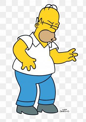 Homer Simpson - Homer Simpson Bart Simpson Maggie Simpson Marge Simpson PNG