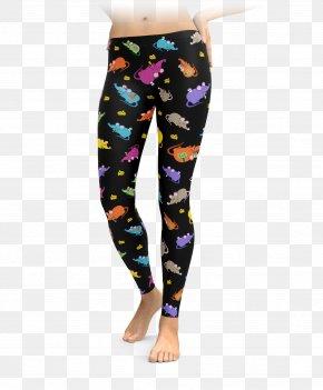 Rat & Mouse - Leggings Yoga Pants Clothing Tights PNG