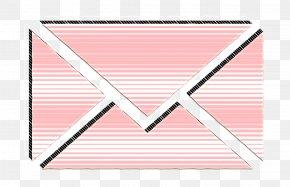 Symbol Logo - New Email Envelope Icon Interface Icon IOS7 Premium Fill 2 Icon PNG