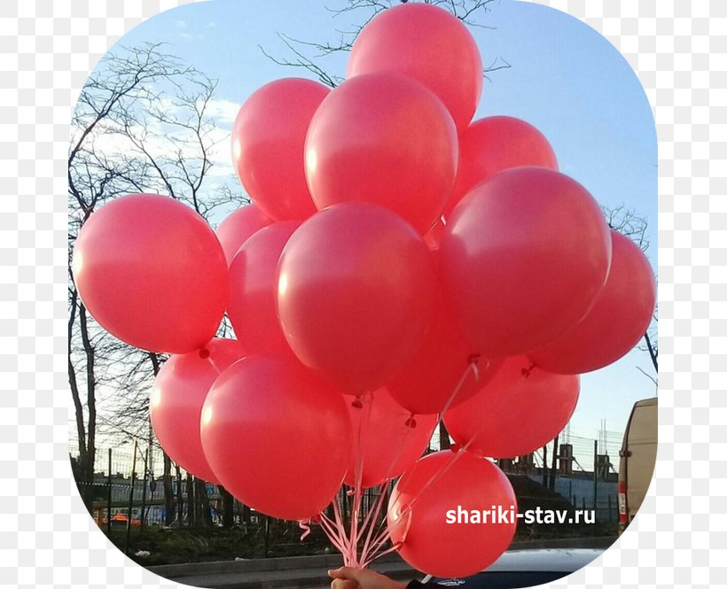 Cluster Ballooning RED.M, PNG, 665x665px, Balloon, Cluster Ballooning, Party Supply, Red, Redm Download Free