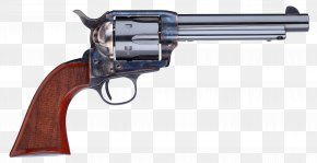 Colt - Colt Single Action Army Revolver .45 Colt .357 Magnum Firearm PNG