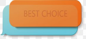 The Best Choice For Business Dialog Box - Dialog Box PNG