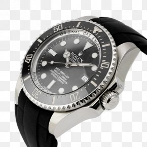 Watch - Rolex Sea Dweller Watch Strap Compagnie Maritime D'expertises PNG