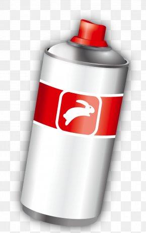 Spray Can Image - Aerosol Paint Aerosol Spray Tin Can PNG