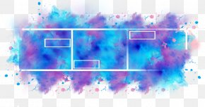 Colorful Background - Color Aerosol Spray PNG