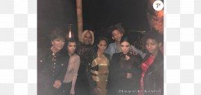 Kris Jenner - Fashion Smith Family Balmain Model Willow Smith PNG