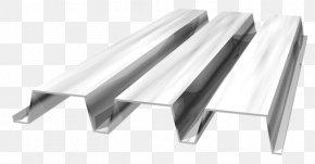 Metal Roof - Steel Deck Metal Roof PNG