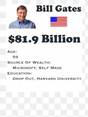 Bill Gates - Bill Gates: 30 Life Transforming Lessons To Learn From Bill Gates: Bill Gates, Bill Gates Books, Bill Gates Words, Bill Gates Ideas, Bill Gates Facts Paperback Logo Organization Font PNG