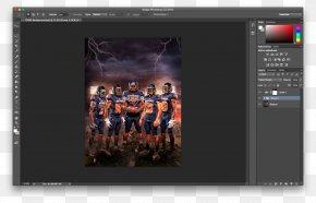 Dynamic Background - Duke Blue Devils Women's Volleyball Upward Sports Cheerleading Uniforms PNG