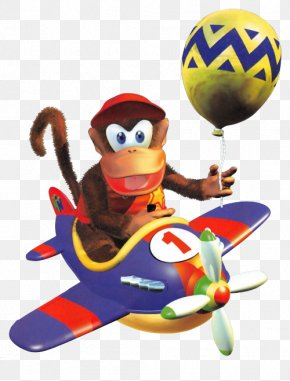 Nintendo - Donkey Kong Country 2: Diddy's Kong Quest Diddy Kong Racing DS Mario Kart 64 Super Nintendo Entertainment System PNG
