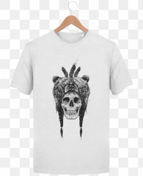 T-shirt - T-shirt Death Bluza Drawing Sleeve PNG